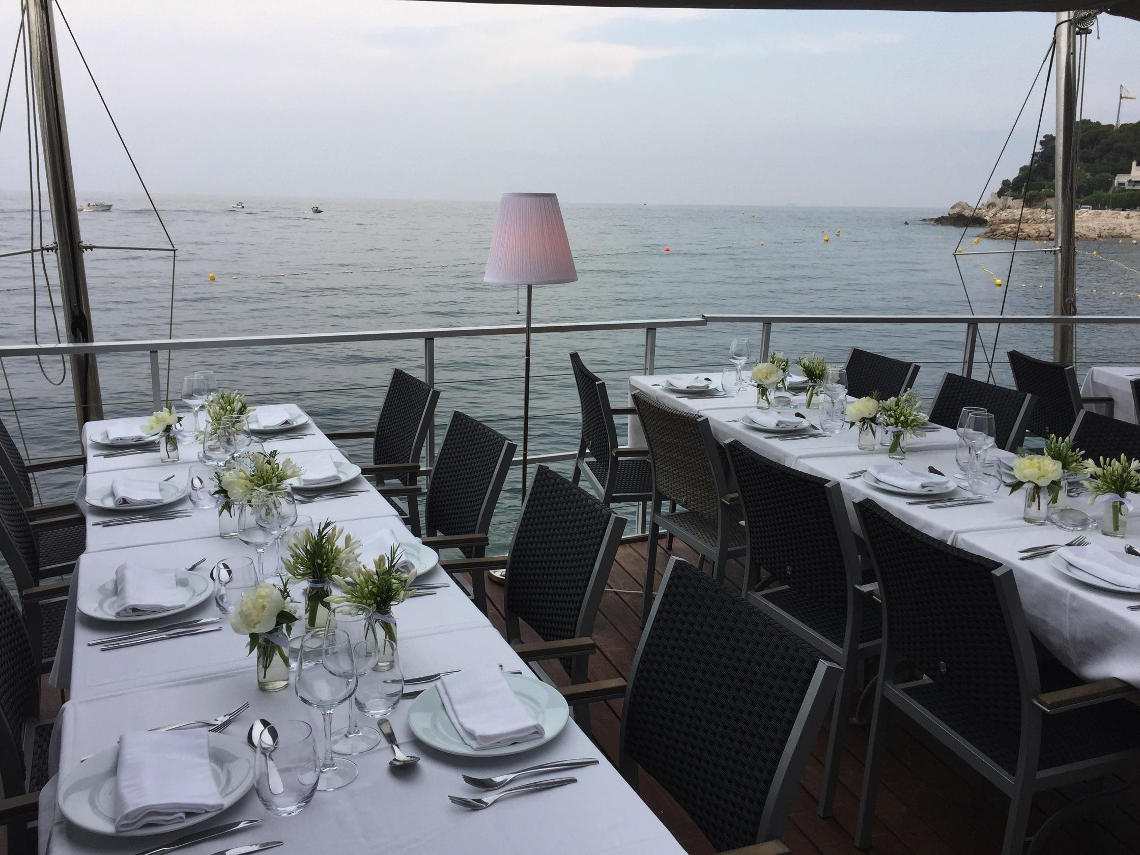 Lieu Mariage Monaco Bord de Mer
